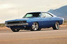 Dodge Charger R/T #muscle #car