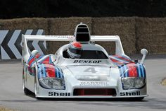1977 Martini Racing Porsche 936/77 – Perhaps the most successful endurance race car of all time