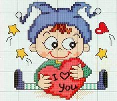 Betty Boop, Cross Stitch Designs, Hello Kitty, Children, Mini, Handmade Gifts, Suzanne, Fictional Characters, Heart