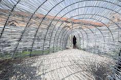 parasite pavilion by TCA think tank at venice architecture biennale - designboom   architecture