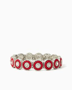 Bull's-eye Beauty Bracelet #charmingcharlie #CCStyle