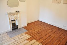 Spare Bedroom Oiled Floor - Before And After — Alice de Araujo English Girls, Wooden Flooring, Tile Floor, Wood Floor, Home Projects, Home Renovation, Living Room Designs, New Homes, Nest