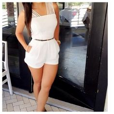 i love rompers