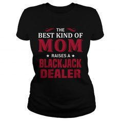 Cool Blackjack Dealer Shirt; Tee