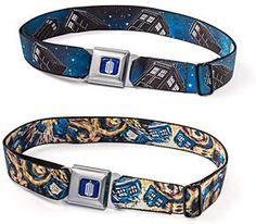 #ThinkGeek                #ThinkGeek                #Doctor #Belts            Doctor Who Belts                                    http://www.seapai.com/product.aspx?PID=1806285