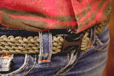How To Make A Paracord Belt | Instructions