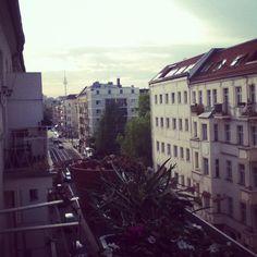 Vintage Berlin In Summer