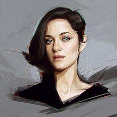 Celebrity Illustrations by Viktor Miller-Gausa: http://www.playmagazine.info/celebrity-illustrations-by-viktor-miller-gausa/