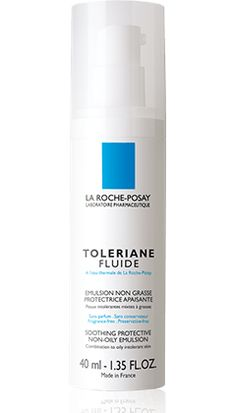 All about Toleriane Fluid, a product in the Toleriane range by La Roche-Posay recommended for Intolerant skin. Free expert advice