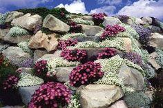 rock retaining wall | Rock Retaining Walls
