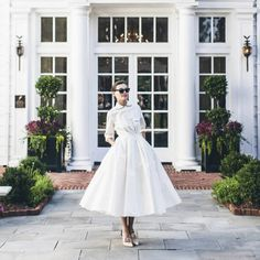"""""""If there ever were a collection that lent itself to our world, this is it,"""" says Laura Vinroot Poole, proprietor of Charlotte, North Carolina's chicest shop Capitol. She's referring to Giambattista Valli's unbelievably stunning Fall 2014 couture collection. """"It felt so Southern to me,"""" she says. """"From the wisteria-printed mousseline and gardenia embroidered lace to the layers of tulle, gorgeous colors and unabashed femininity."""" This past Tuesday Poole brought the collection to her neck of…"""