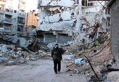 Aleppo begins evacuation after years of civil war