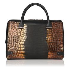 Rosamund Metallic Leather Medium Bag - L. K. Bennett