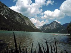 Plansee Heiterwang tirol austria Mountains, Nature, Travel, Naturaleza, Viajes, Destinations, Traveling, Trips, Nature Illustration