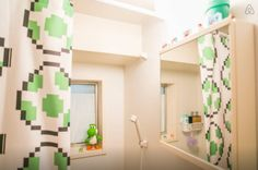 """Wonderful """"Mario World"""" Apartment For Rent In Tokyo"""