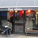 Flat White- best coffee in london: 	17 Berwick Street  London