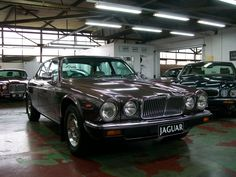 1986 Jaguar Series 3 XJ6 (Unleaded) - Lou Guthry Motors