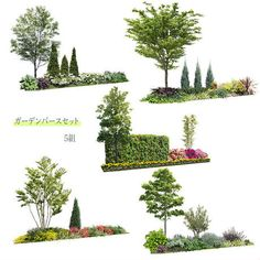 Landscaping A Slope, Garden Design, House Design, Landscape Architecture, Perennials, Backyard, Exterior, Flowers, Plants