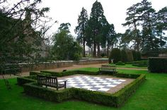 chess garden - Recherche Google