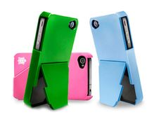TRTL BOT Eco-Functional iPhone 4/4S case >> Love this case!