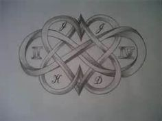 Hearts And Infinity Sign Tattoo Design By Tattoosuzette On DeviantART