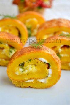 rulo omlet tarifi