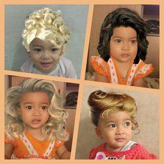 New hair . . Kamu suka yg mana?