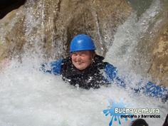 Deportes de Aventura -Barranquismo. Cañón del Río Vero- Sierra de Guara - Alquezar- Huesca
