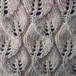 lace knit stitches Posts