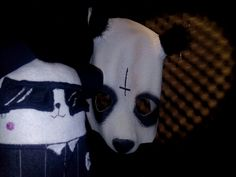 Mit Special Guest!!! Cro hat seine dünne Freundin zum Essen geschickt und ist spontan dazu gekommen :) Wer von uns sieht besser aus?!  ;) #Cro #Hipster #Panda #Maske #BringMiraliaindeineStadt #Miragent #miralia #teamsurprisemission #eshilftjanichts #Kiel #schleswigholstein