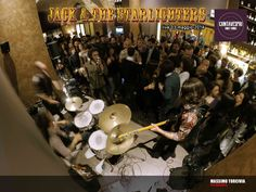 Jack & The Starlighters live al Cantavespri