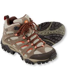 Women's Merrell Moab Waterproof Hiking Boots