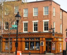 Fell's Point, Baltimore, MD - Right across the street from Bertha's is our bar - Max's.  Not a trip out east doesn't include stops to Fell's Point for Bertha's and Max's.