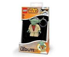 Lego Disney Star Wars Yoda Led Schlüsselanhänger #lego #starwars #yoda #schlüsselanhänger #elementarstore