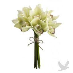 "10"" Cymbidium Orchid Bouquet"