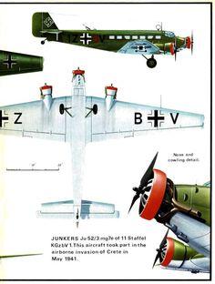 JU52 Junkers Tri-motor