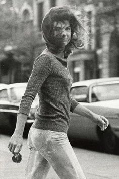 Jacqueline Kennedy Onassis - Ron Galella