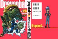 Dragon Ball Kanzenban Volume #26 - Front/Back Cover