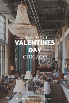 Best spots for Valentines day in Chicago!