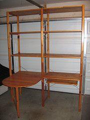 Ivar desk/bookcase (doublebarrelledscissors) Tags: desk furniture sale ivar bookcase