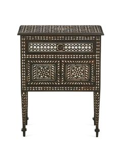 Shop Bhawana Chest from Global Views at Horchow, where you'll find new lower shipping on hundreds of home furnishings and gifts. Presidents Day Sale, Cabin Homes, Mother Pearl, Shabby Chic Furniture, Teak, Furniture Design, Nightstands, Pearls, Tables