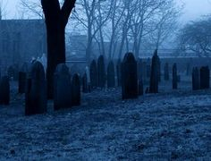 Graveyard in Salem, MA. I've been here, I went when I was 16 on a school trip. Haunted Places, Abandoned Places, Scary Places, Festival Of The Dead, Old Cemeteries, Graveyards, Salem Mass, Salem Witch Trials, After Life