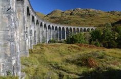 This excellent short walk visits the famous Glenfinnan Viaduct and has superb views of Loch Shiel; the going however is fairly steep in places.