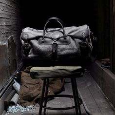 Dream bag // Duluth Pack