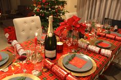 Louis Roederer Champane Dinner Party