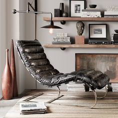 Fancy - Oviedo Leather Chair