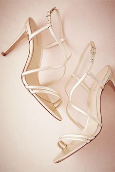 949e5075148e Saint-Tropez Heels by BHLDN Strappy Heels