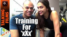 In the third part of his Bollywood Hungama exclusive interview with Content Head Broadband Faridoon Shahryar, trainer of Deepika Padukone, Farhan Dhalla talks about his experience of training her for 'xXx: The Return of Xander Cage'. Return Of Xander Cage, Deepika Padukone, Resume, Third, Bollywood, Interview, Training, Content, Film