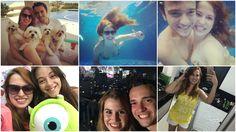 Ano Novo, piscina e primos