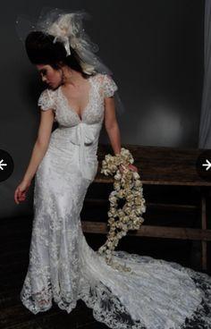 Pnina Tornai Vintage Gown